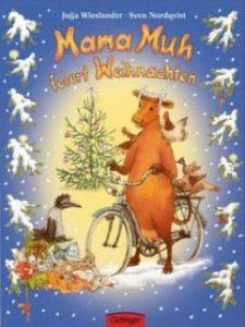 """Bilderbuchkino """"Mama Muh feiert Weihnachten"""" @ Stadtbibliothek Springe"""