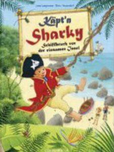 """Bilderbuchkino """"Käpt'n Sharky Schiffbruch vor der einsamen Insel"""" @ Stadtbibliothek Springe"""