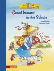 "Bilderbuchkino ""Conny kommt in die Schule"" @ Stadtbibliothek Springe"