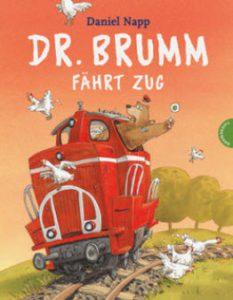 """Bilderbuchkino """"Dr. Brumm fährt Zug"""" @ Stadtbibliothek Springe"""